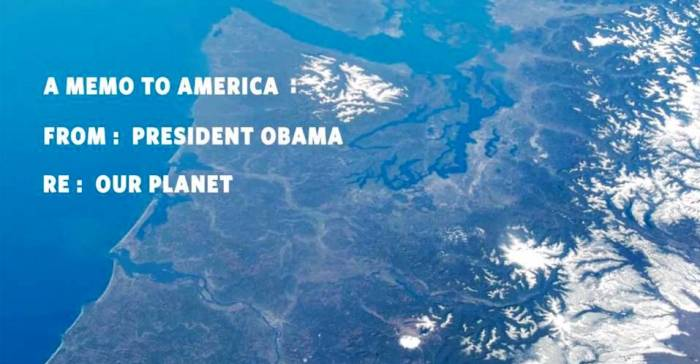 "In a video released on August 2, 2015, President Obama called the final version of America's Clean Power Plan ""the biggest, most important step we've ever taken to combat climate change."""